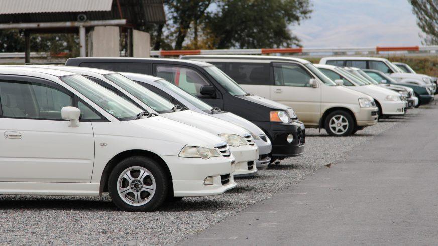 Как поставить временный учет киргизский автомобиля