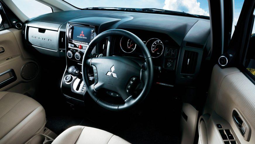Mitsubishi готовится обновить Delica