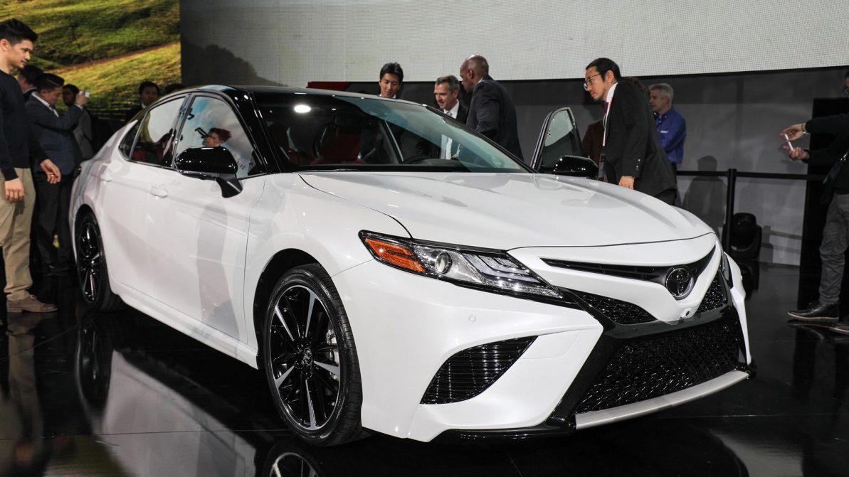 Toyota Camry 70 теряет надёжность