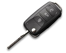 Škoda Yeti - 2013 - ключ