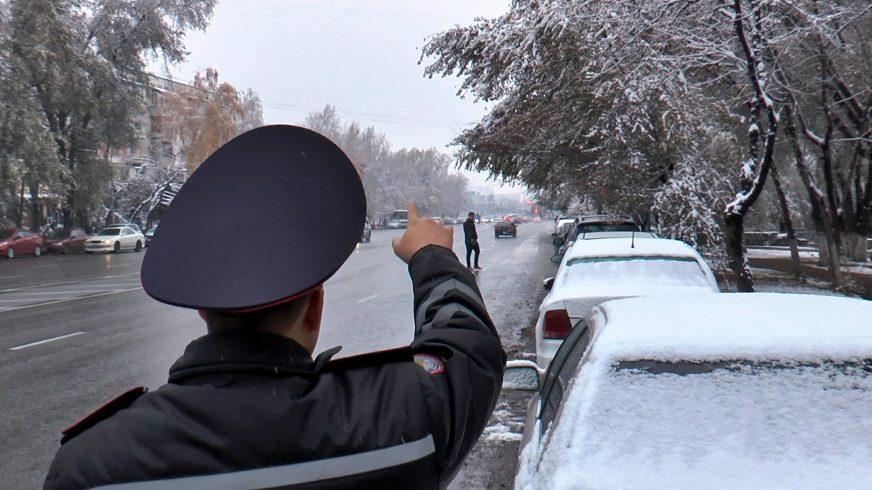 Итог полицейского рейда: 75 пешеходов-нарушителей за час