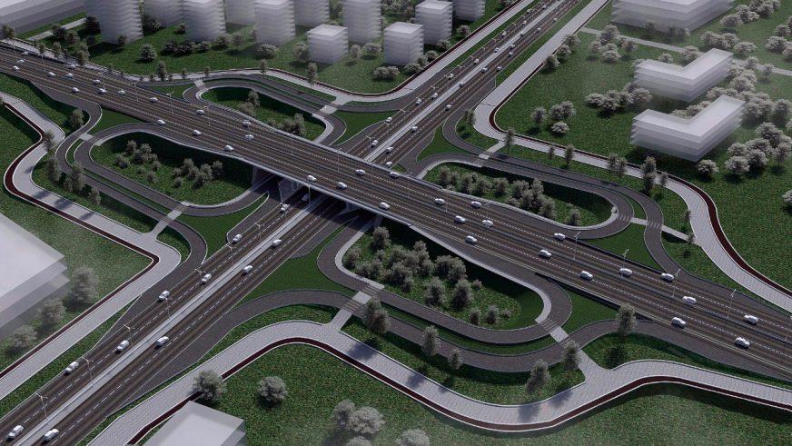 Когда в Астане построят новые мосты и развязки