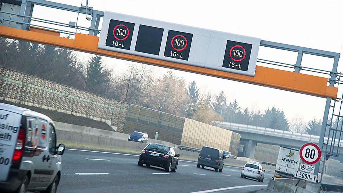 Для электромобилей в Австрии придумали свои скоростные лимиты