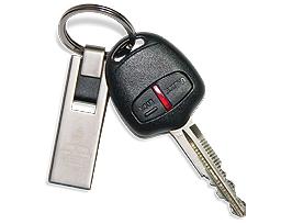 Mitsubishi Pajero - 2010 - ключ