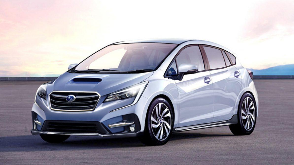 Subaru готовит полноприводный хэтчбек для Европы?