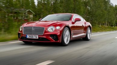 Bentley Continental GT - 2018