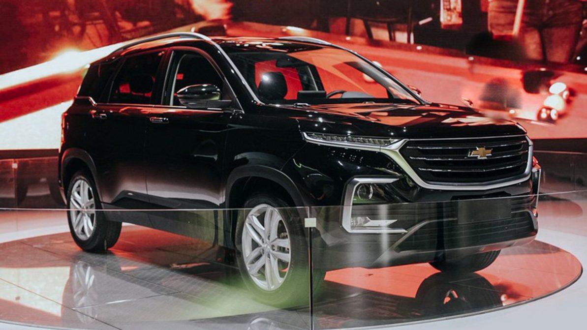 Новая Chevrolet Captiva. Появится ли в Казахстане?