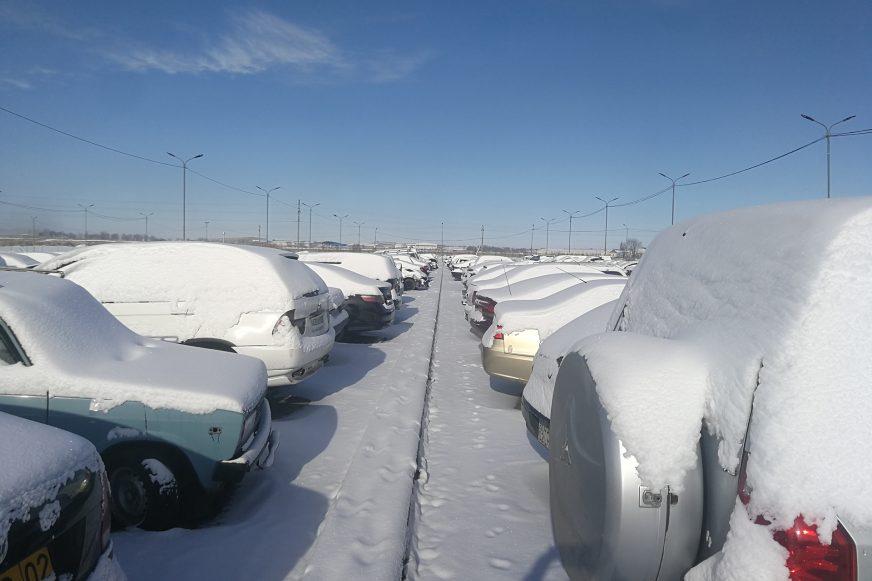 В Алматы забрать машину с самой большой штрафстоянки стало проще