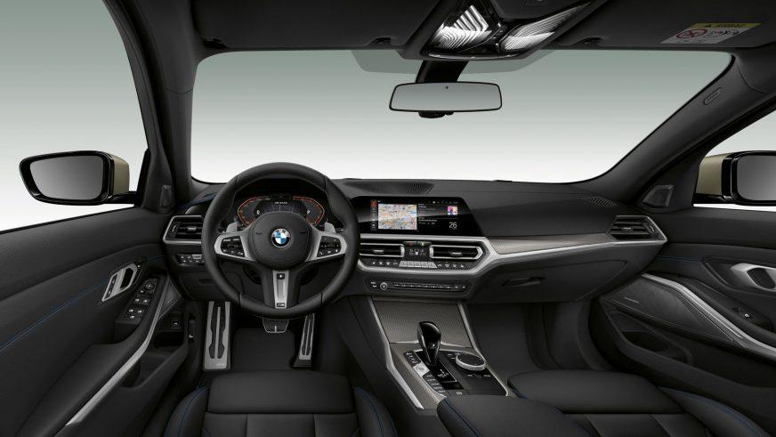 Почти M3: BMW анонсировала 382-сильную M340i