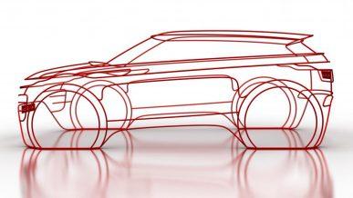 Новый Range Rover Evoque покажут 22 ноября