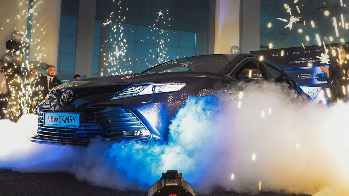 Рынок в октябре: Toyota Camry, Lada 4x4 и Lada Vesta