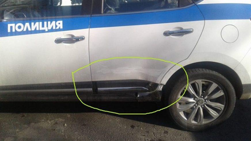 Стрельбой и тараном полицейского авто закончилась свадьба в Шымкенте