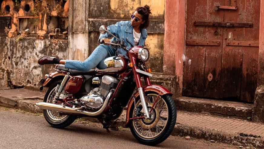 Мотоциклы Jawa получили новую жизнь в Индии
