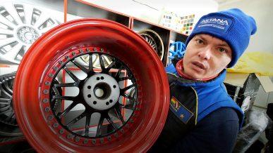 Сколько заработать в Казахстане на реставрации дисков?