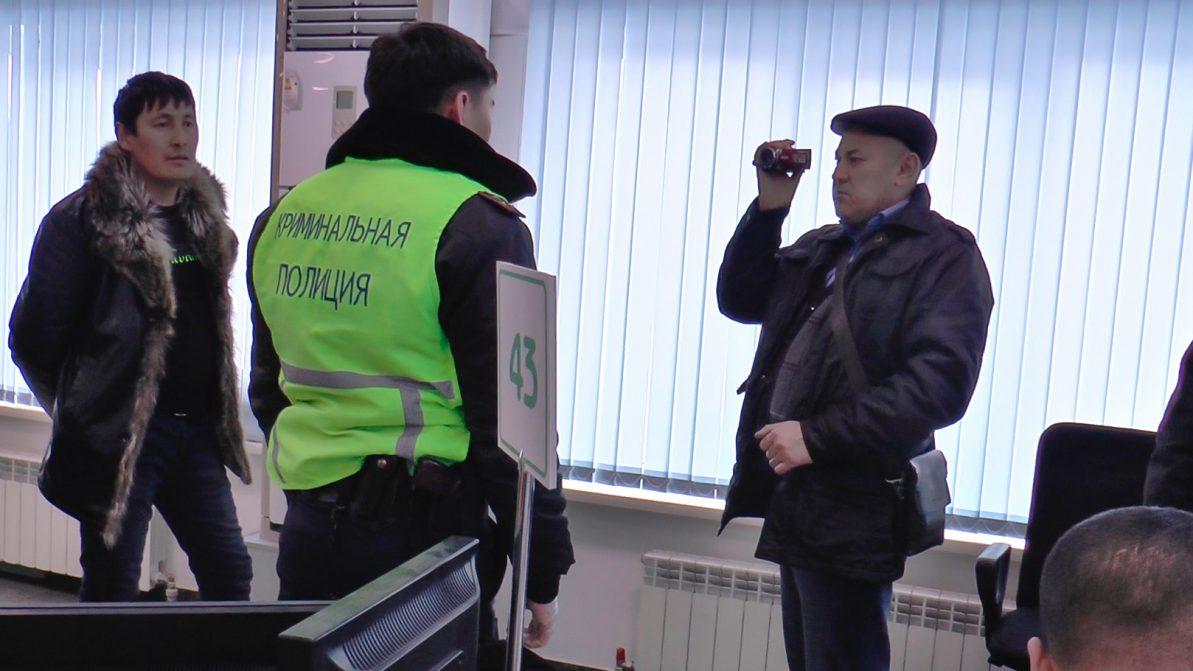 В спецЦОНе Алматы взялись за помогаек