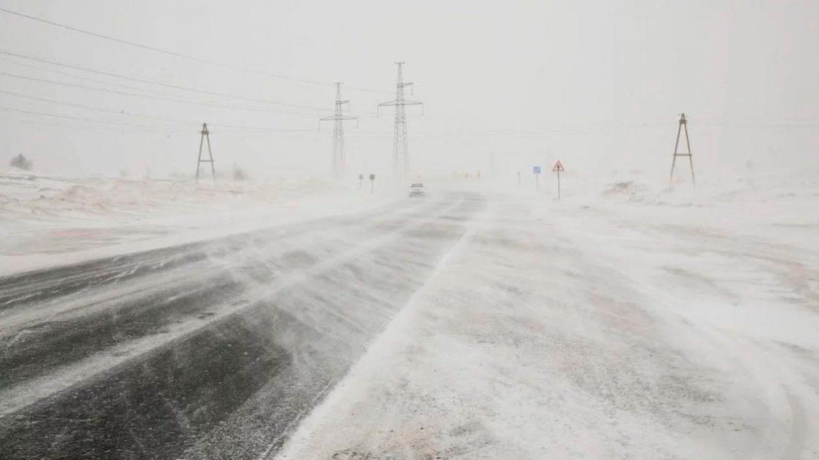 Дороги в Алматинской области «забывают» чистить от снега