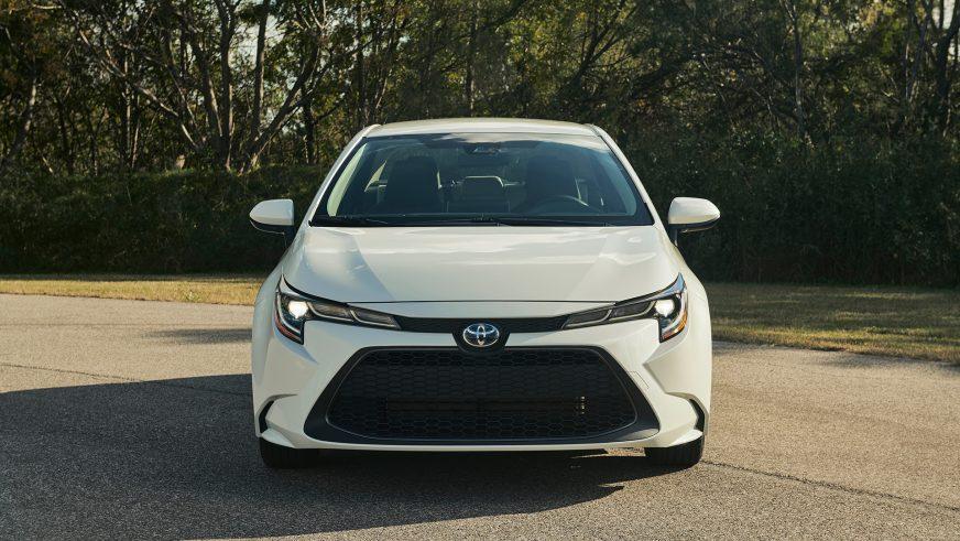 Самая экономичная Toyota Corolla