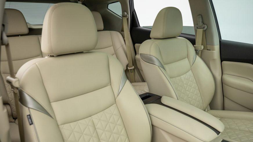Обновлённый Nissan Murano