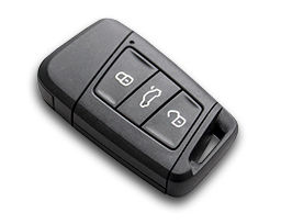 Škoda Kodiaq - 2018 - ключ