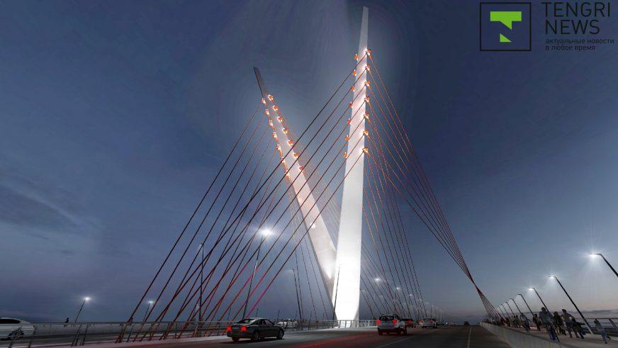 Новый автомобильный мост появится в Астане