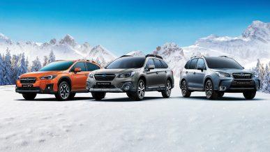 Марка Subaru удостоена премии «Самый востребованный бренд среди автомобилей»