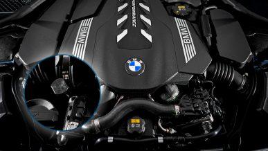 На BMW снова появились масляные щупы