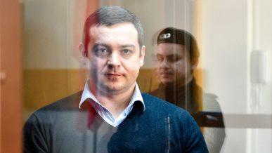 Эрик Давидыч вышел на свободу