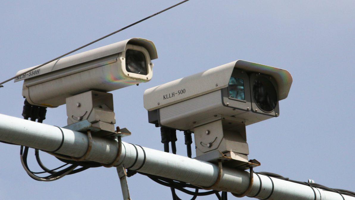 Более 1 000 нарушений средней скорости в день фиксируют камеры