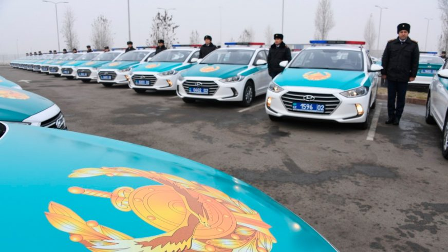 Протоколы в Алматы будут оформлять только на планшетах