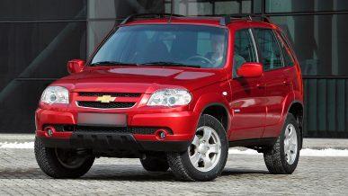 У Chevrolet Niva изменится внешность