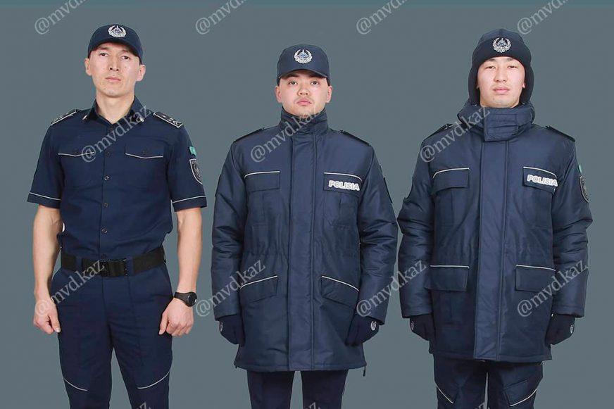 Кепки и шапки-ушанки заменят полицейские фуражки