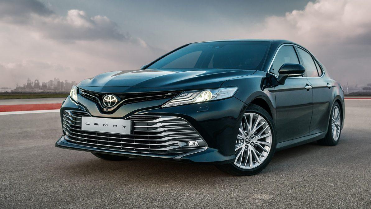 Toyota Camry получила титул самого угоняемого авто в России