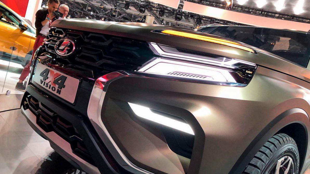 Модельный ряд Lada увеличится до 13 моделей