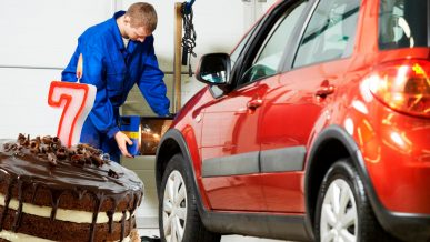 Машинам 2012 года выпуска скоро понадобится пройти техосмотр