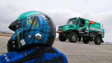 Почему «Астана» не едет на «Дакар»?