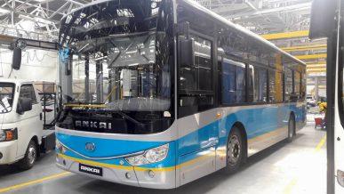 Казахстанские электроавтобусы планирует купить Павлодар