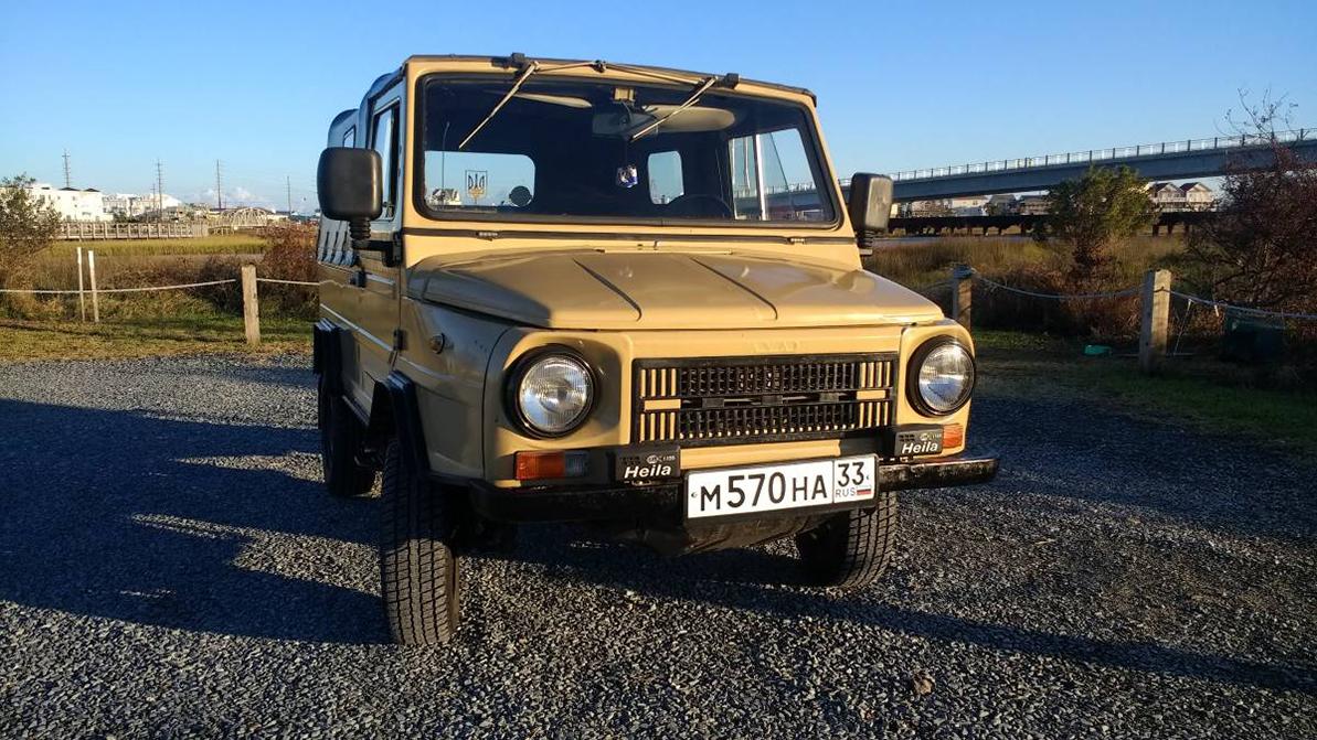 ЛуАЗ-969M