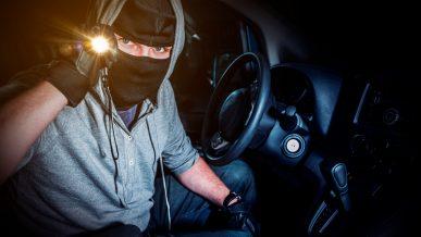 Молодых автоворов задержали в Талдыкоргане