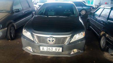 Авто с поддельными номерами задержали в Алматы