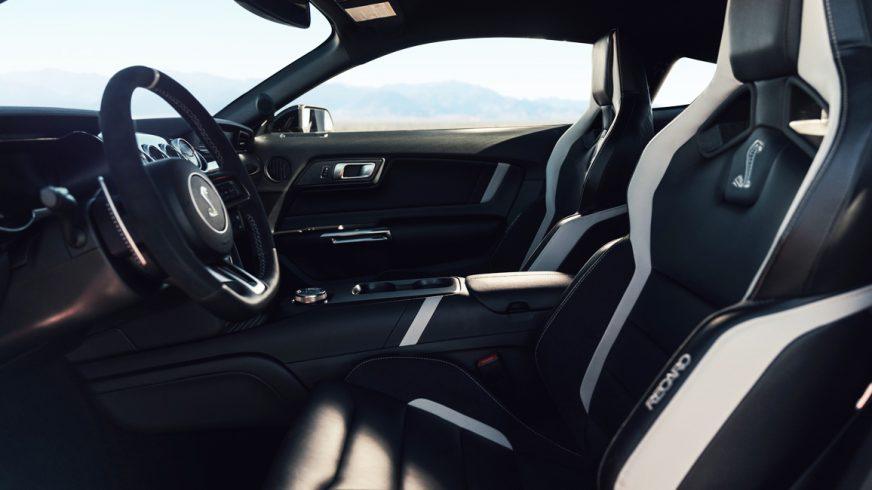 Ford презентовал самый мощный Mustang