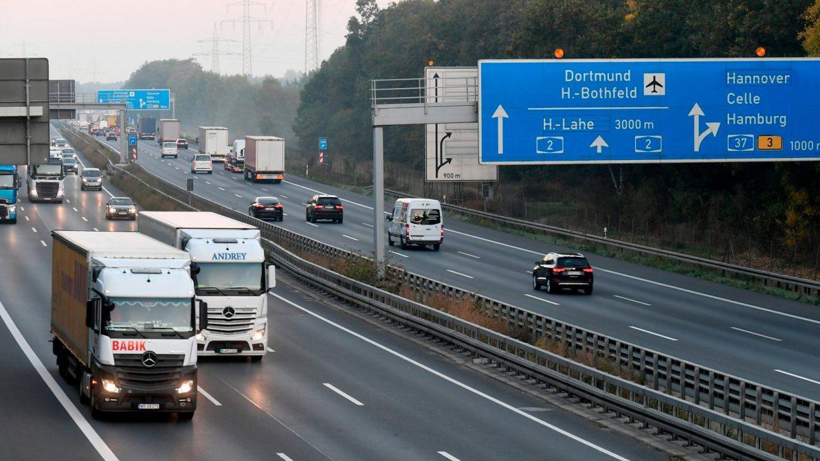 В Германии могут исчезнуть автобаны