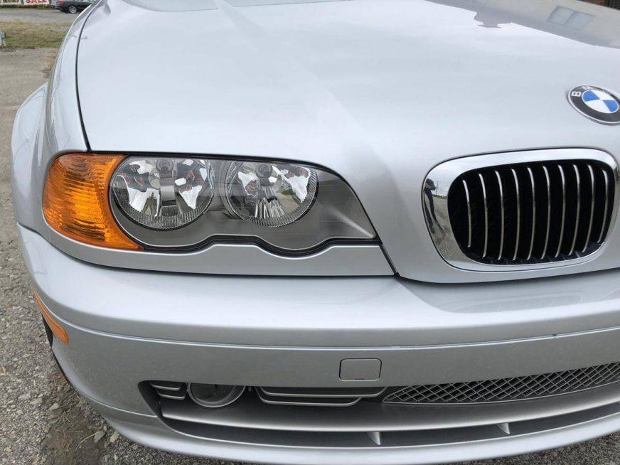 Капсула времени: BMW 330Ci с мизерным пробегом