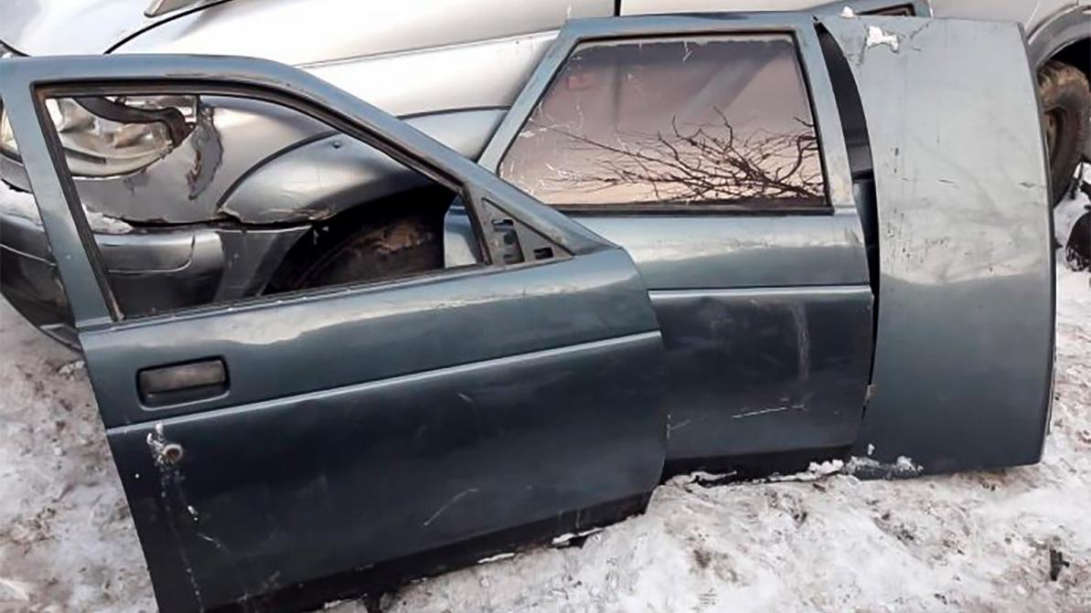 Не менее 10 машин угнали и разобрали автоворы в Павлодаре