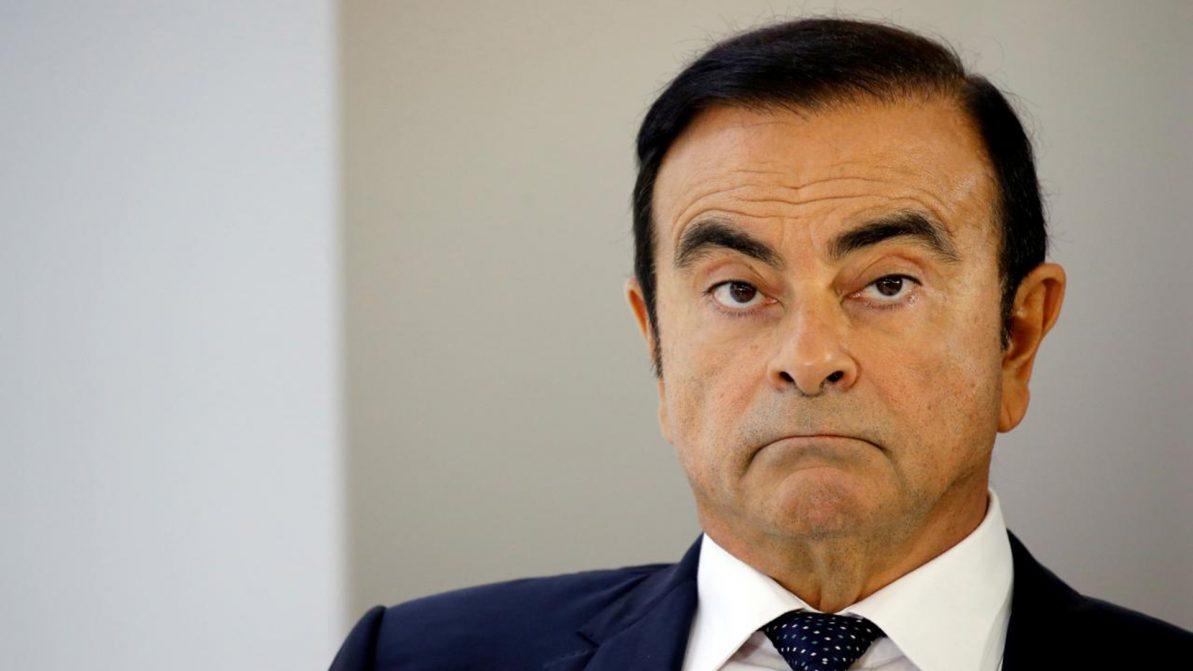 Карлос Гон подал в отставку. У Renault новый президент