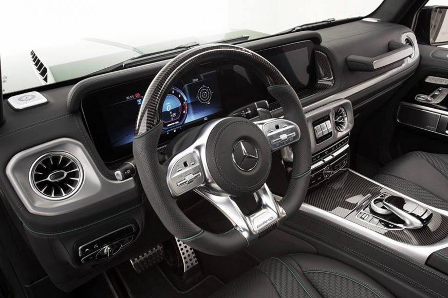 Россияне доработали новый Mercedes-AMG G63