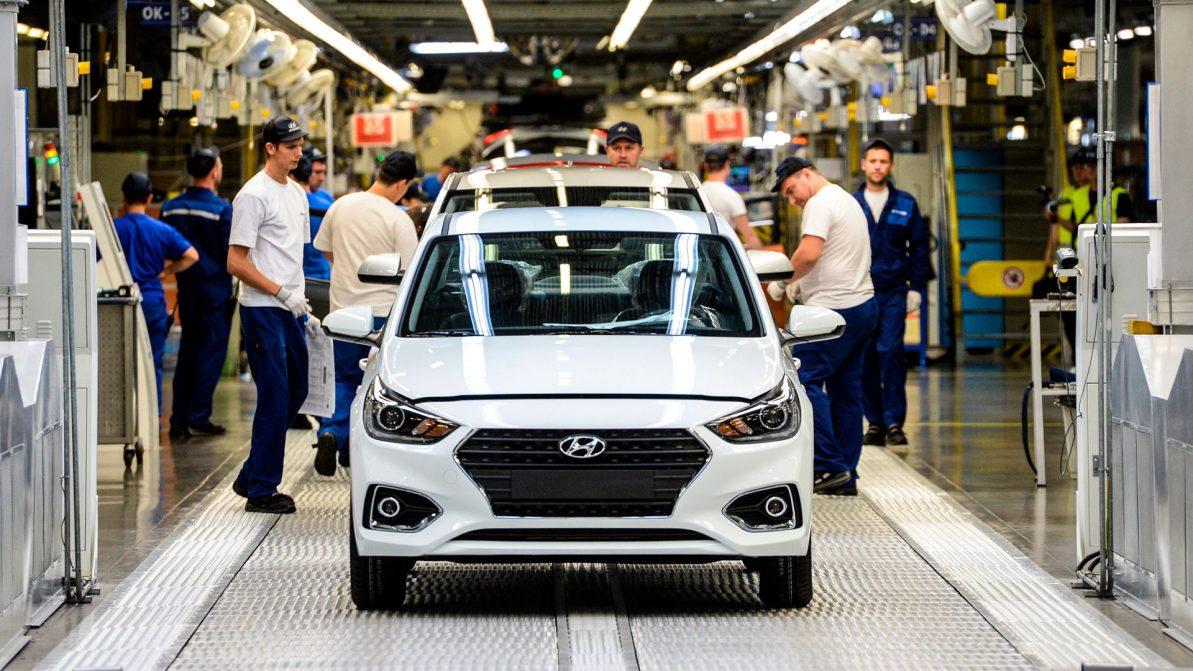 В Алматы будут собирать легковые Hyundai
