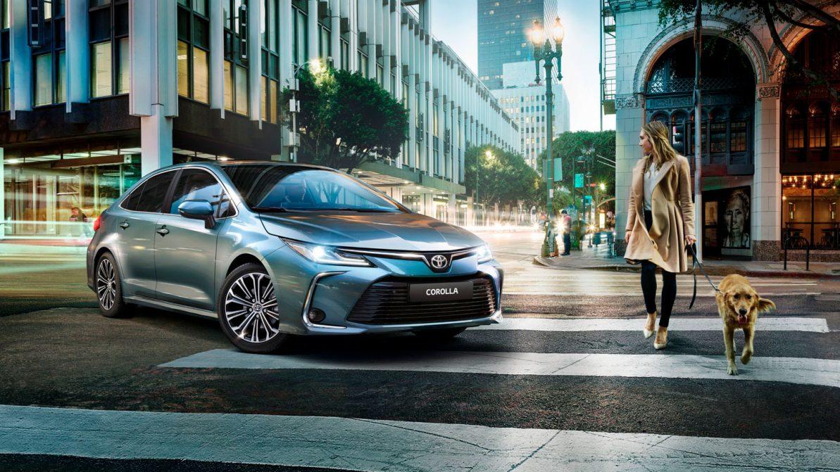 Сколько будет стоить новая Toyota Corolla в Казахстане