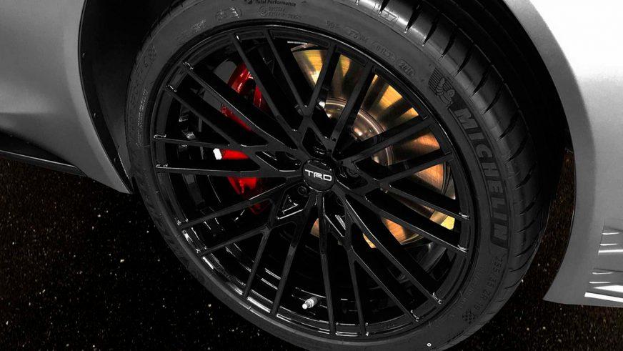 У новой Toyota Supra появилась версия TRD