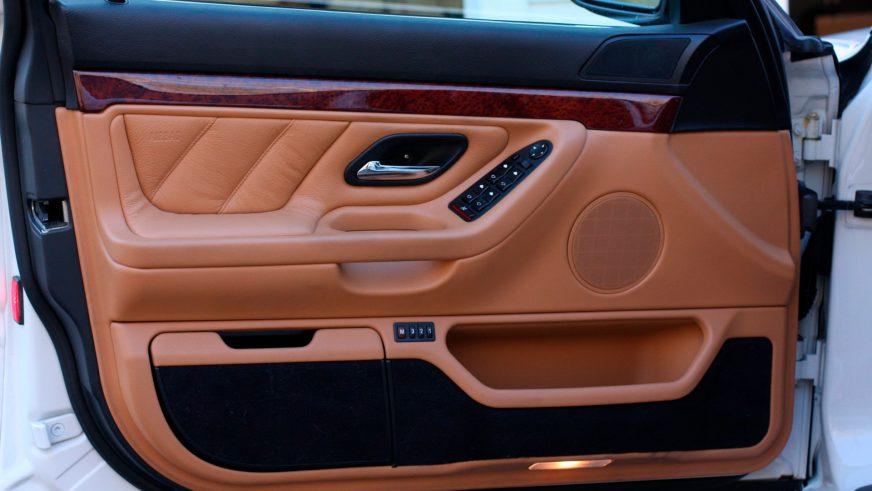 «Семёрку» E38 с мотором от BMW M5 пустят с молотка