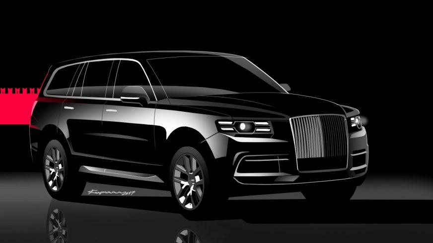 Автомобили Aurus хотят собирать в ОАЭ